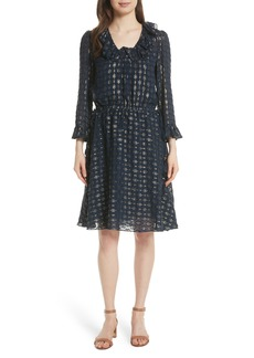 Tory Burch Jasmine Silk Blend Dress