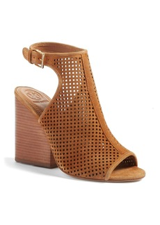 Tory Burch Jesse Block Heel Bootie (Women)
