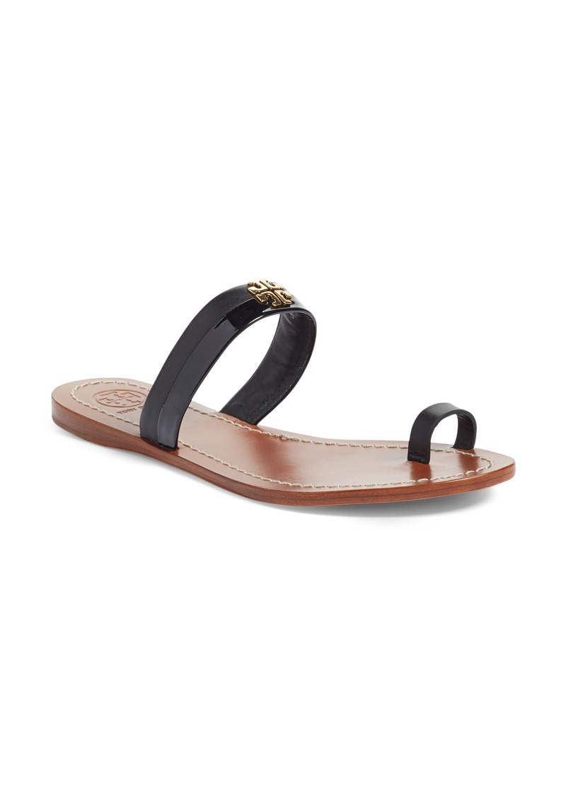 47815aefcd8a Tory Burch Toe Ring Sandal - Foto Ring and Wallpaper