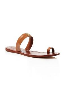 Tory Burch Jolie Toe Ring Sandals