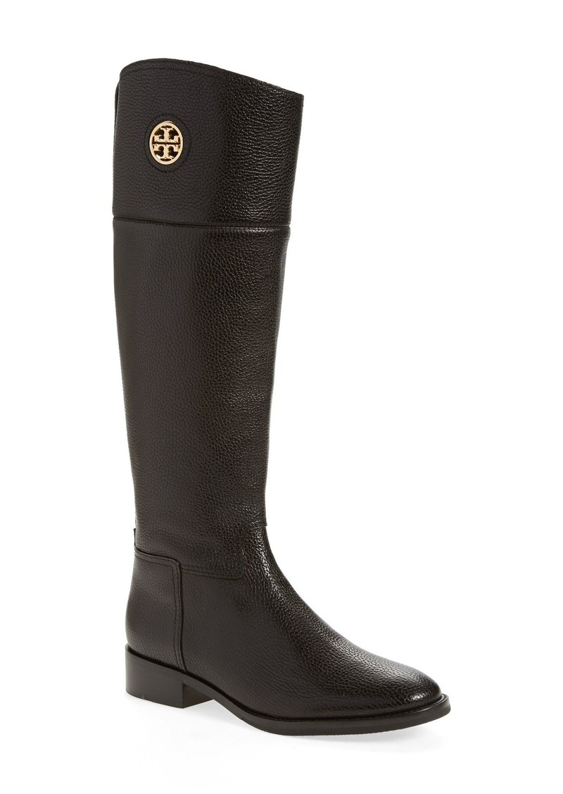 Tory Burch Tory Burch Junction Riding Boot Women Wide