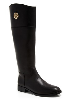 Tory Burch Junction Riding Boots