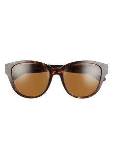 Tory Burch Kira 54mm Cat Eye Sunglasses
