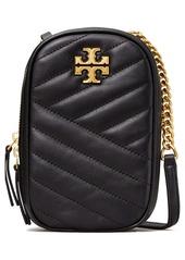 Tory Burch Kira Chevron Leather Crossbody Bag
