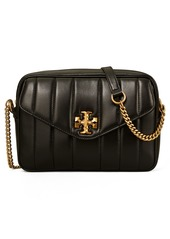 Tory Burch Kira Leather Camera Bag in Brie at Nordstrom