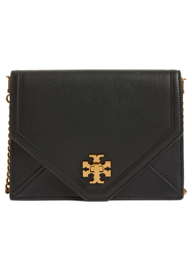 1be6621c2b Tory Burch Tory Burch Kira Leather Envelope Clutch | Handbags