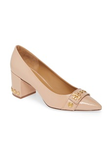 Tory Burch Kira Studded Pump (Women)