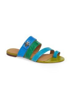 Tory Burch Kira Toe Ring Sandal (Women)
