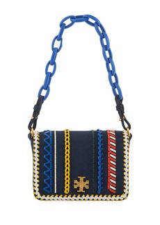 Tory Burch Kira Whipstitch Mini Shoulder Bag