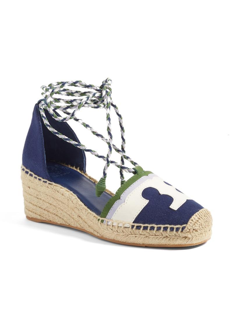 5d9bf4cc7 Tory Burch Tory Burch Laguna Espadrille (Women) | Shoes