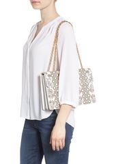 7fe76735079 SALE! Tory Burch Tory Burch Large Gemini Link Print Leather Shoulder Bag
