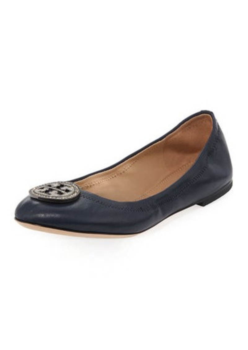 a86d85cdd Tory Burch Liana Embellished Ballet Flats | Shoes