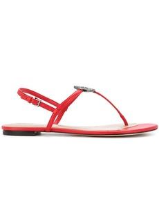 Tory Burch Liana flat sandals - Red