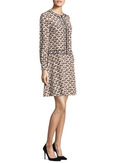 Tory Burch Silk Mini Dress