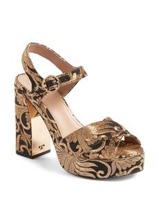 Tory Burch Loretta Platform Sandal (Women)