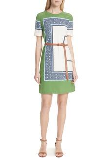 Tory Burch Mallory Silk Dress
