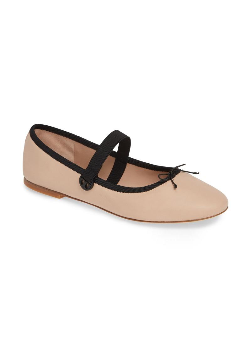 Mary Jane Ballet Flat (Women) - 50% Off!