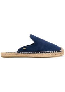 Tory Burch Max espadrille slides - Blue