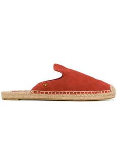 Tory Burch Max espadrille slides - Red