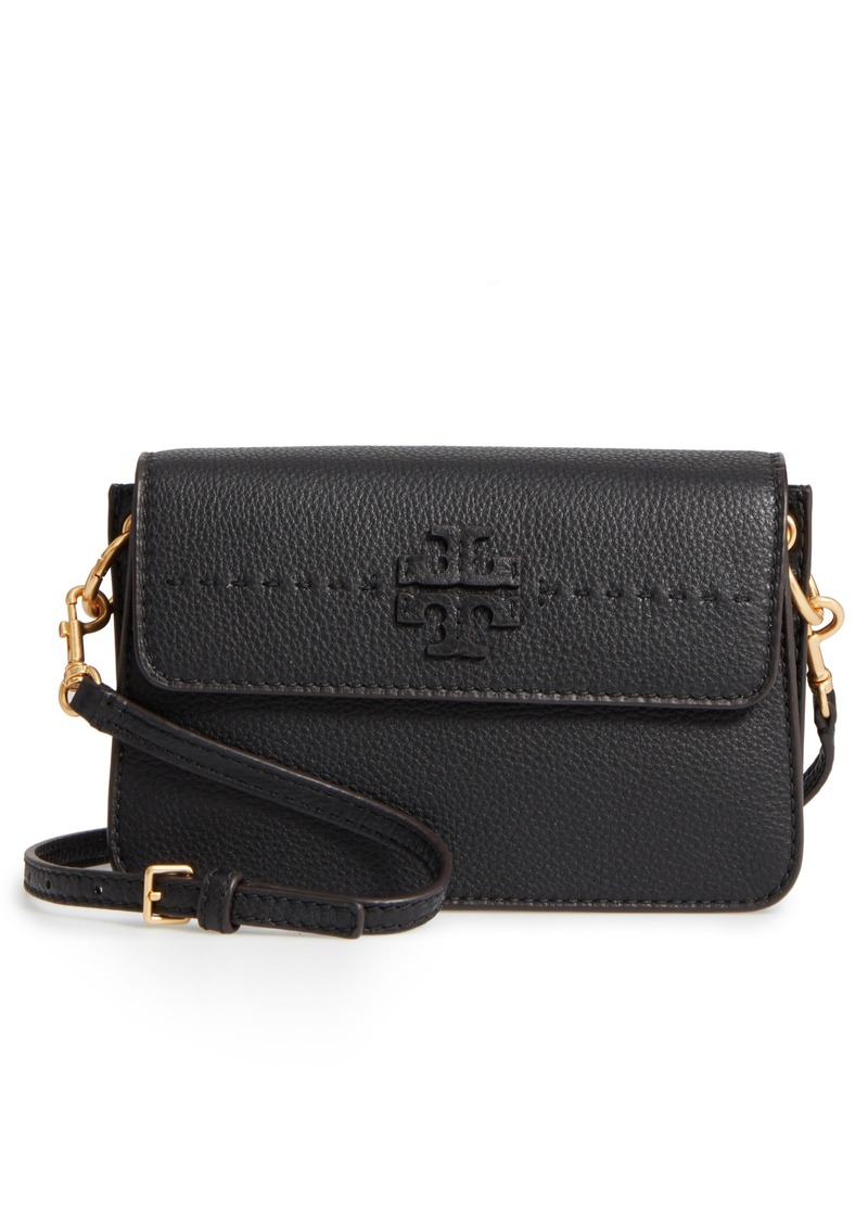 6c5ce88ece3 Tory Burch Tory Burch McGraw Leather Shoulder Bag