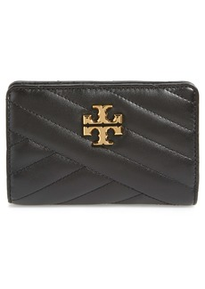 Tory Burch Medium Kira Chevron Quilted Leather Wallet