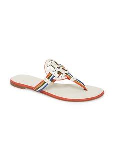 Tory Burch Mignon Miller Logo Sandal (Women)