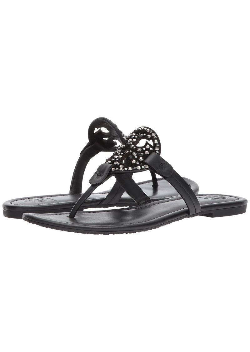 2fea23490b13c Tory Burch Miller Embellished Sandal