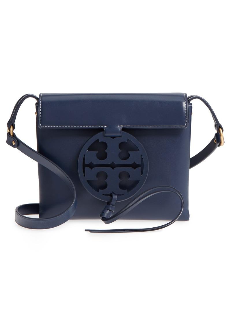 0a4cae5f12c83 Tory Burch Tory Burch Miller Leather Crossbody Bag Now  278.60