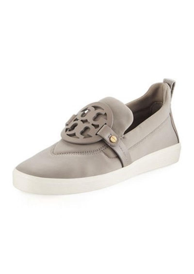c6efbfabc083 Tory Burch Tory Burch Miller Neoprene Medallion Slip-On Sneaker Now ...