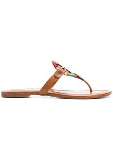 Tory Burch Miller sandals - Brown