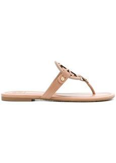 Tory Burch Miller sandals - Nude & Neutrals