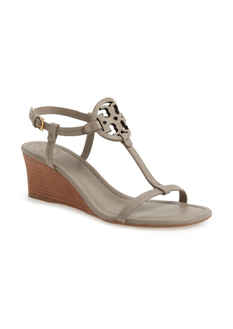 e3e63fe33 Tory Burch Tory Burch Miller Wedge Sandal (Women) | Shoes