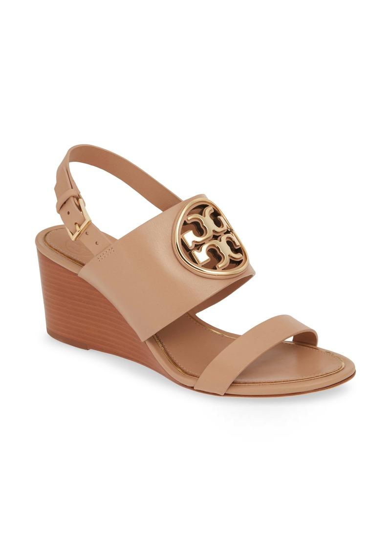 Tory Burch Miller Wedge Sandal (Women)