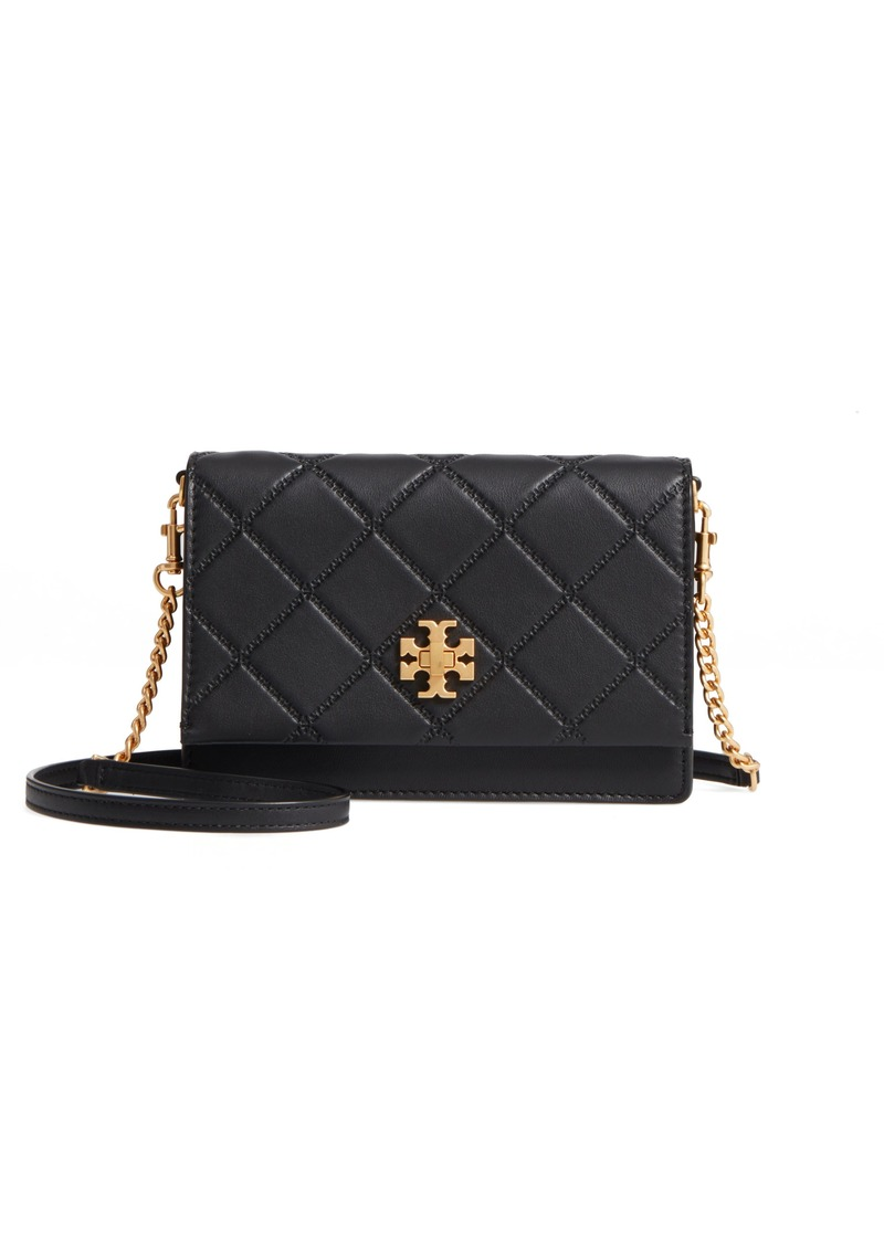 a4516dd02cf4 Tory Burch Tory Burch Mini Georgia Quilted Leather Shoulder Bag ...
