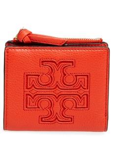 Tory Burch 'Mini Harper' Leather Wallet