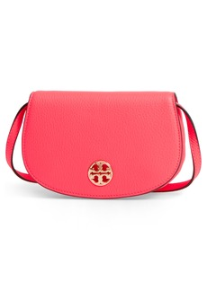 Tory Burch Mini Jamie Leather Crossbody Bag
