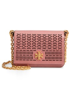 Tory Burch Mini Kira Perforated Leather Bag