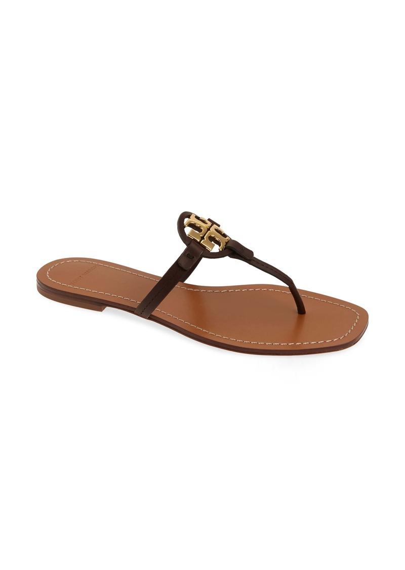 Tory Burch Mini Miller Flip Flop (Women)