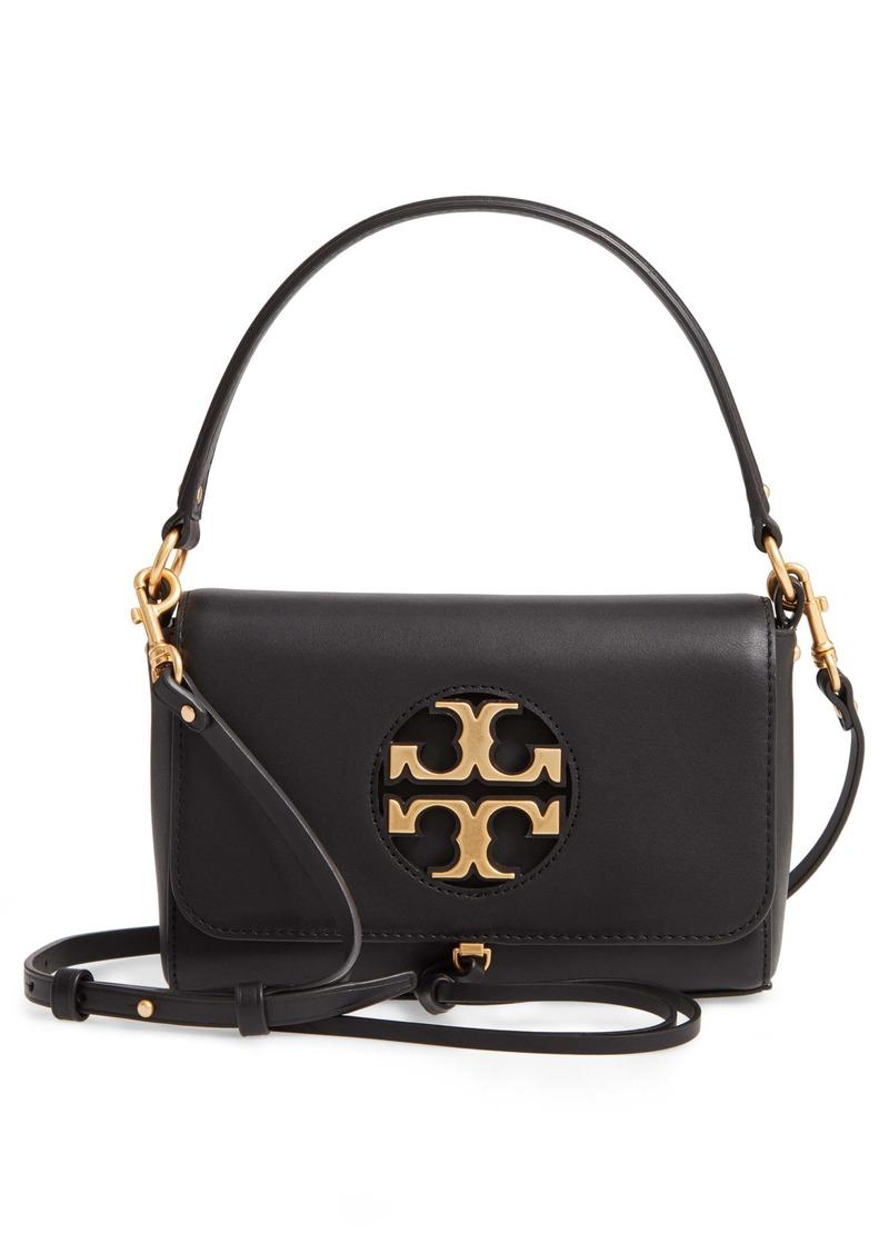 Tory Burch Mini Miller Leather Top Handle Bag