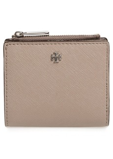 Tory Burch 'Mini Robinson' Leather Wallet