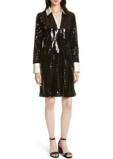 Tory Burch Monica Sequin Dress