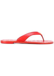Tory Burch Monroe thong sandals - Red