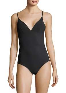 Tory Burch One-Piece Marina Swimsuit