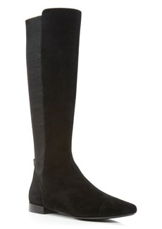 Tory Burch Orsay Suede Tall Boots
