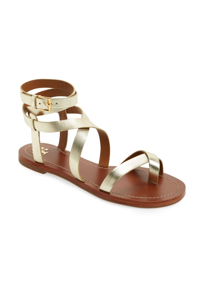 444c779f3a64 Tory Burch Tory Burch Patos Flat Gladiator Sandal (Women)