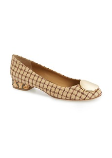 Tory Burch Patos Medallion Flat (Women)