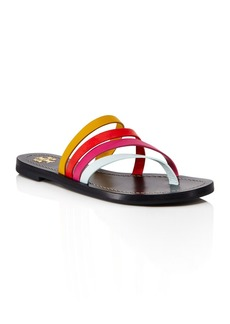 Tory Burch Patos Thong Sandals