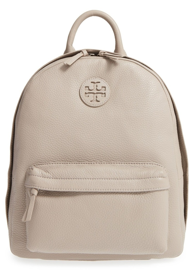 Tory Burch Tory Burch Pebbled Leather Backpack Handbags