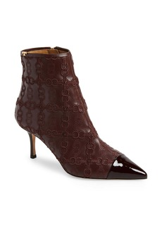 Tory Burch Penelope Embroidered Bootie (Women)