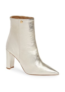 Tory Burch Penelope Pointy Toe Bootie (Women)